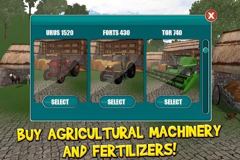 USA Country Farm Simulator 3D Full screenshot 4