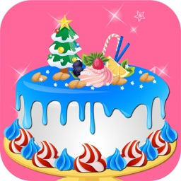 Hot Christmas Cakes HD