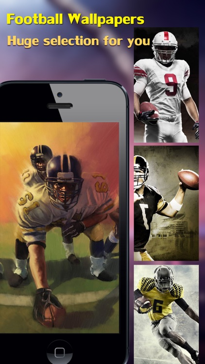 American Football Wallpaper - Retina Sports Pictures Booth