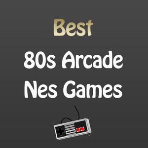 80s Arcade Nes Games : Best Retro Collection app