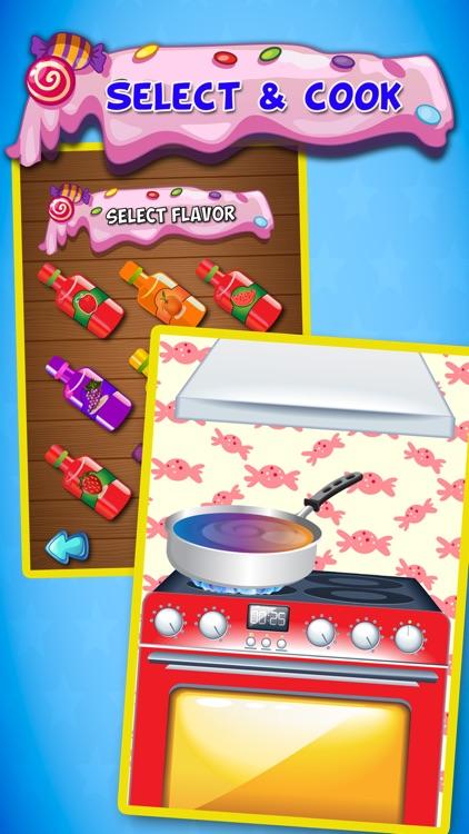 Candy Maker-free hot sweet food fun Cooking game for kids,girls & teens & family screenshot-3