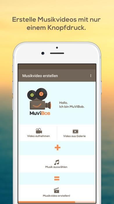 MuViBob Pro: Music + Video = Musicvideo screenshot