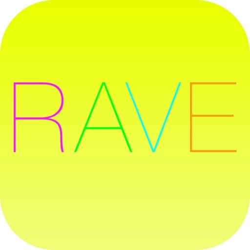 Rave Strobe Light
