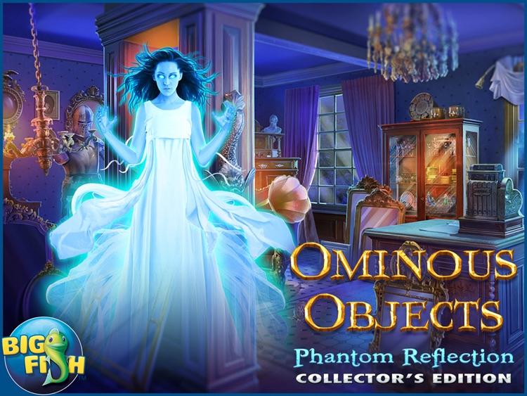 Ominous Objects: Phantom Reflection HD - A Hidden Object Adventure (Full) screenshot-4