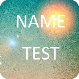 Name Test/Calculator