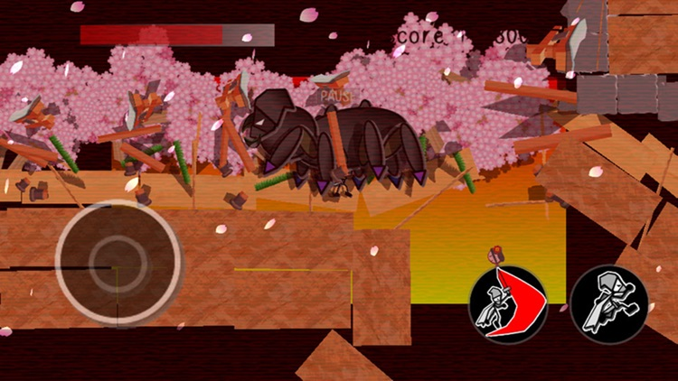 Stickman Revenge3-Ninja Street Fight screenshot-3