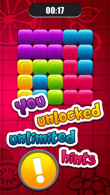 Fruit Block Puzzle Game – Fit Colorful Blocks and Solve HD Levels for Brain Training in10/10 Box screenshot-3