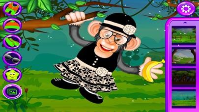 Baby Chimpanzee Salon screenshot four