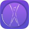 7分カーディオウォームアップワークアウト: 挙手跳躍運動であなたの体を鍛えて改造 トレーニング運動ルーチンは、ジャンピングジャックトーンアップドリル練習で体を成形します