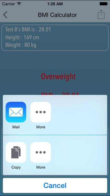 BMI Calculator & Weight Loose Tracker Premium