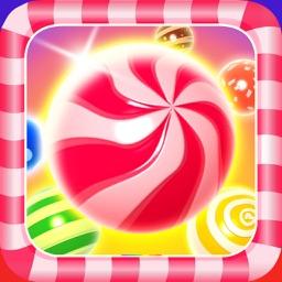 Sweet Candy Jam - Match 3 Crush Mania
