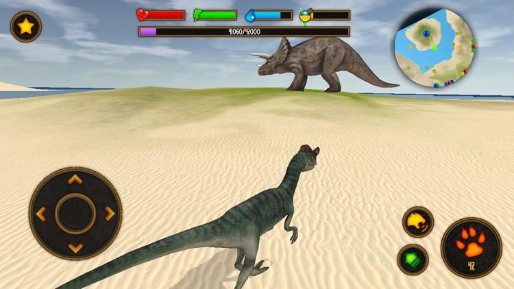 Dilophosaurus Survival screenshot-4