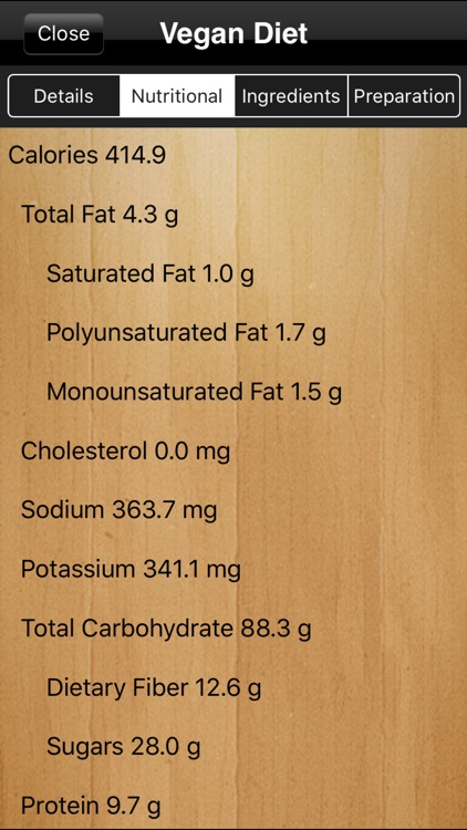Vegan Diet Pro - A Vegan Guide to Healthy Eating screenshot-3