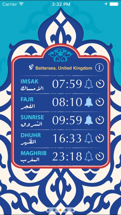 Qibla & Prayer Times screenshot-2