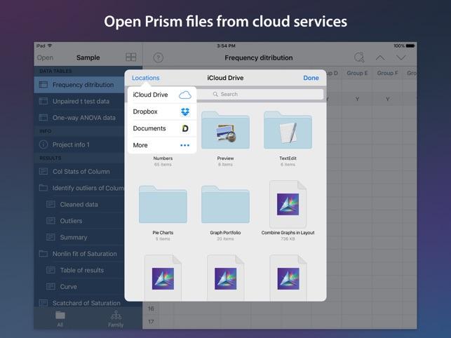 graphpad alternative mac