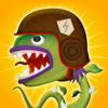 Undead vs. Plants War - Fun Ricochet Shooter