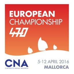 470 Open European Championship 2016