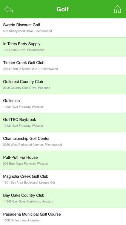 Disc Golf Courses in USA screenshot-4