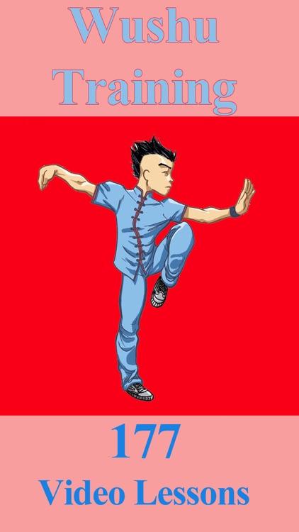 Wushu Training