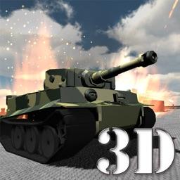 Royal Tank Battle 3D