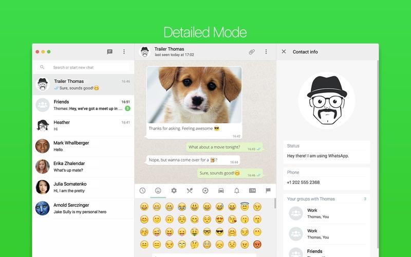 FreeChat Screenshot
