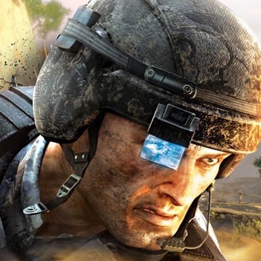Bravo Sniper. Contract Assassin Frontline Killer Desert Duty Call 2016