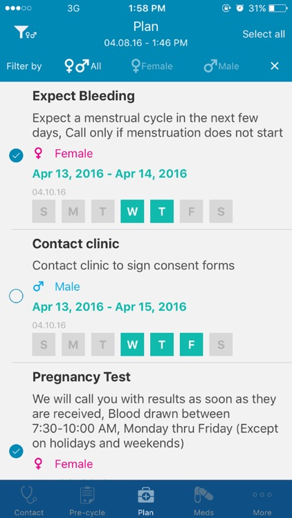 iMine IVF screenshot-1