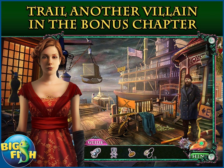 Sea of Lies: Burning Coast HD - A Mystery Hidden Object Game screenshot-3