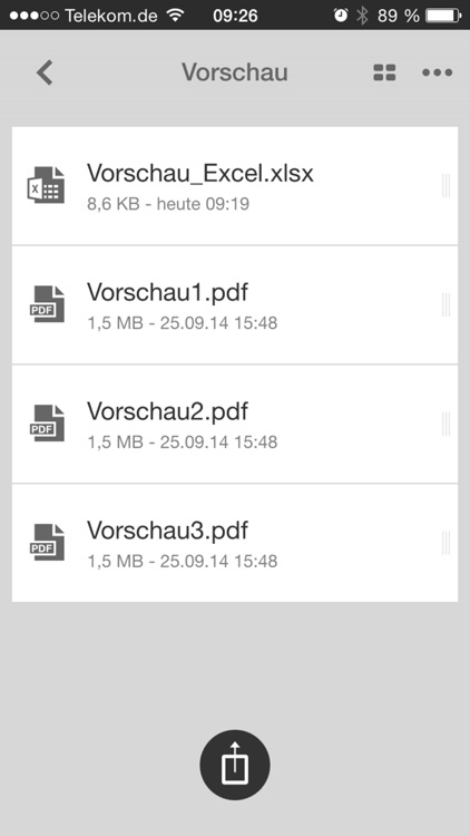 Virtual Fileshare screenshot-3