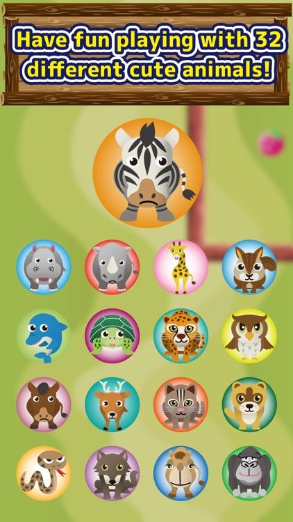 Smash Animals Fun Animal Game screenshot-0