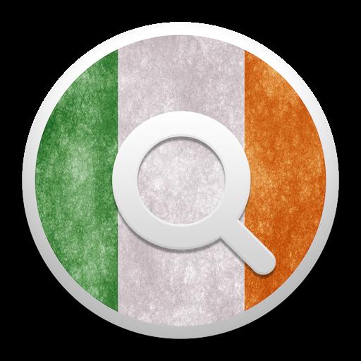 Irish Bilingual Dictionary - by Fluo!