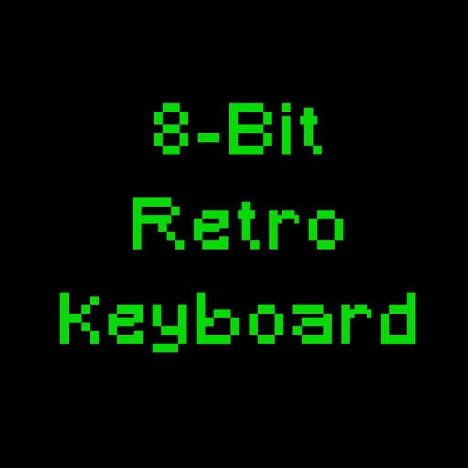 8-Bit Retro Keyboard