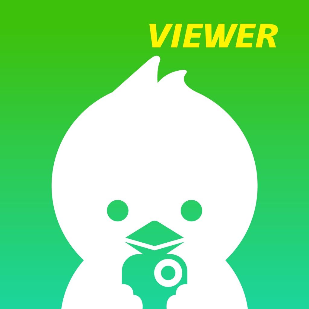 ツイキャス・ビュワー - ライブ動画とラジオの無料視聴ツール