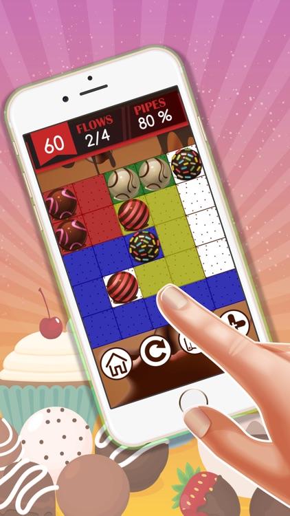 Cream Crawl : - The most fun puzzle game for kids screenshot-4