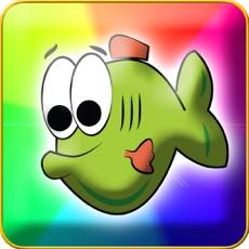 Activities of Baby Game Fish