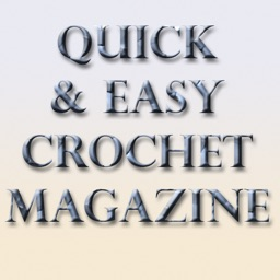 Quick & Easy Crochet Magazine