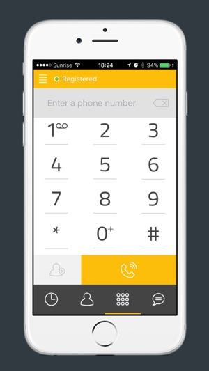 VoIP Chillisim on the App Store