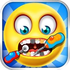 Activities of Emoji Dentist Doctor Salon - little spa kids games!