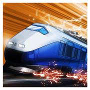 火车拉什 - 高速铁路轨道疯狂(免费游戏)