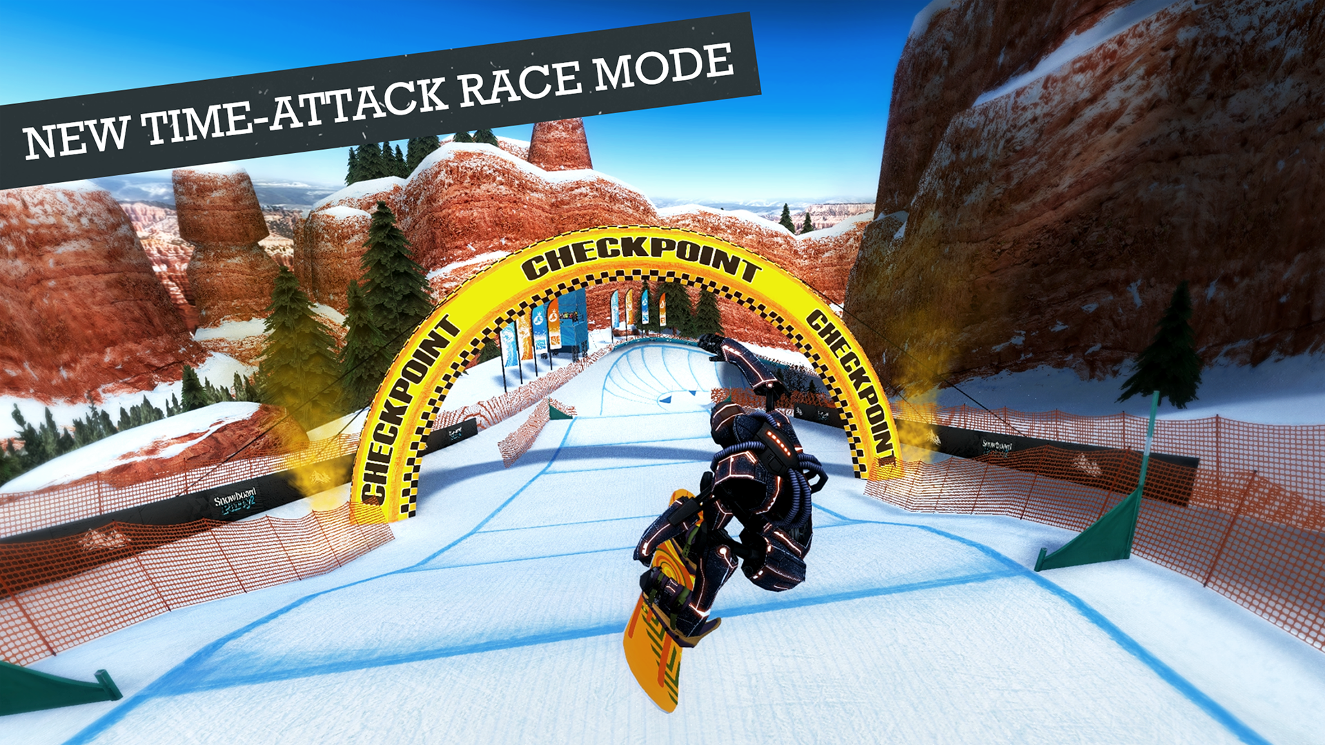 Snowboard Party World Tour Pro screenshot 14