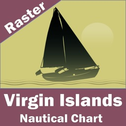 Virgin Islands - Raster Nautical Charts