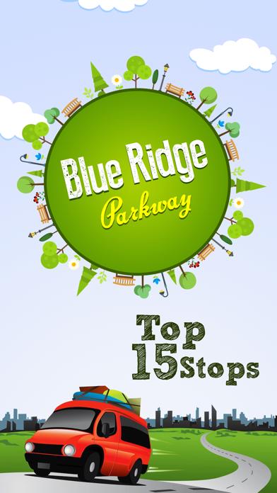 Blue Ridge Parkway Top 15 Stops