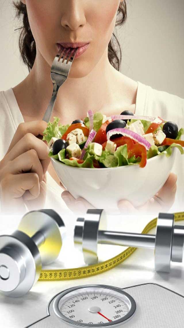 رژیم های لاغری و چاقیのおすすめ画像1