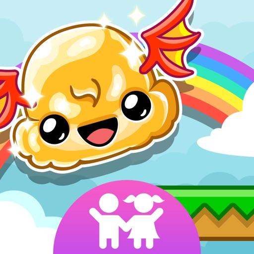 Ice Cream Jump for Kids icon
