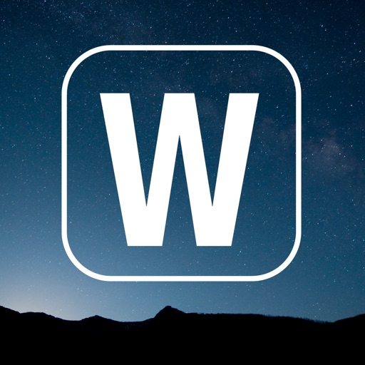 SkyWord Constellations - Free Word Puzzle - Free Word Finder