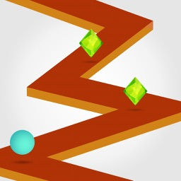 Impossible Zig-Rush On The Go Endless Arcade Game