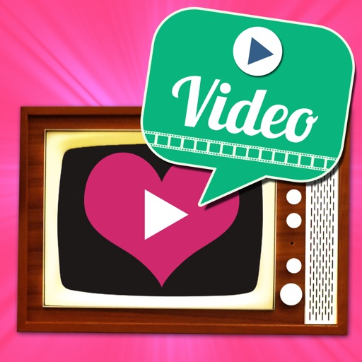 Video Love Greeting Cards – Romantic Greetings icon