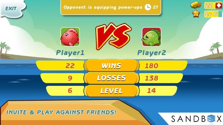 Fish Off - Multiplayer Battle screenshot-3