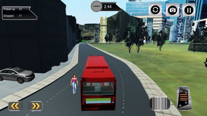 City Bus Driver Simulator Screenshot on iOS