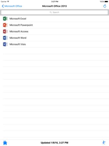 Скриншот из Parallels Client (legacy)